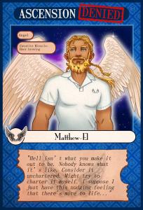 Ascension Denied Matthew-El