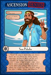 Ascension Denied Sam Paladin