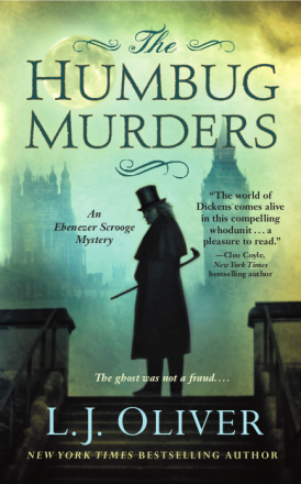 Pre-Order this Christmas Mystery!